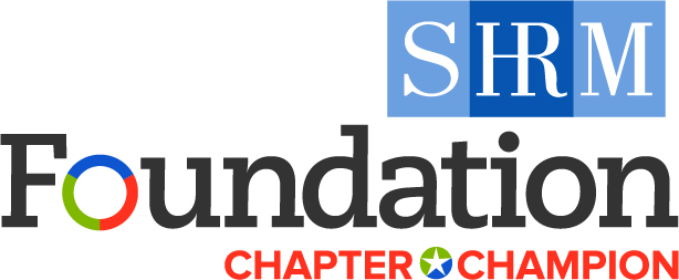 SHRM Foundation Chapter Champion Logo